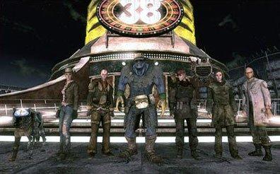 Fallout 2 мод Брони Напарников